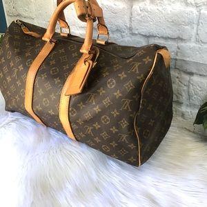 COPY - Authentic Louis Vuitton Traveling Bag